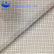 Novo Super Soft impressão verifica tecido de poliéster (BS8131-3)