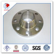"""3 """"Stainless 316L ASME B16.5 Wn brida para conexión de tubería"""
