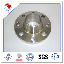 "4"" 300# Stainless 304L Weld Neck Wn RF Flange ASME B16.5"