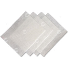 factory supply white needle punched polyester mat usde for waterproofing