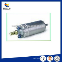 12V Silver High-Quality Electric Fuel Pump Supplier