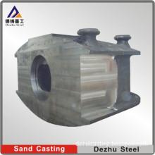 Sand Casting for Ceramic Machinery Beam