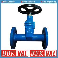 Gate Valve DIN3352 F4 F5 BS5163 Awwa C509 Awwa C515 Wras Approved Handwheel Spur Gear Electric Actuator Operated Ring Stem and Nrs