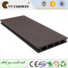 Coffee swimming pool wpc composite wood floor shandong