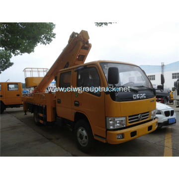 Dongfeng 20m telescopic boom lift truck