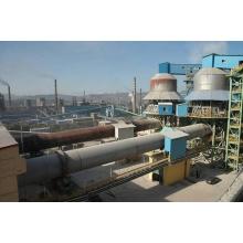 Planta calcinadora de caliza para la producción de óxido de calcio