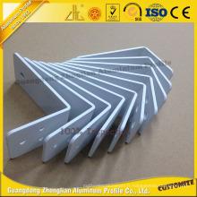 Profil en aluminium du fournisseur 6063 d'aluminium avec le traitement profond de commande numérique par ordinateur