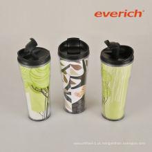Copo de cerâmica à prova de água Copo de café térmico