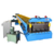 Máquina de moldagem de rolo de convés de aço profissional usada