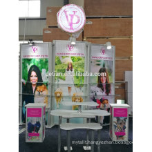 10x10 trade show display booths design from shanghai booth factory