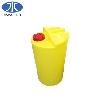 80 L 100 L 200L 500L litre PE chemical dosing tank with agitator