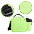 Insulated Lunch Box Bag Thermal Picnic Bag Portable Ice Pack Shoulder Cooler Bag Mom Handbag