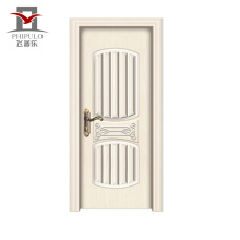 Costomize Size Hot Sale Eco-Friendly Classroom Steel Wooden Hotel Door