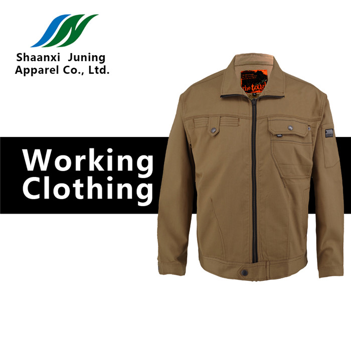 Men's Latest Khaki Jacket