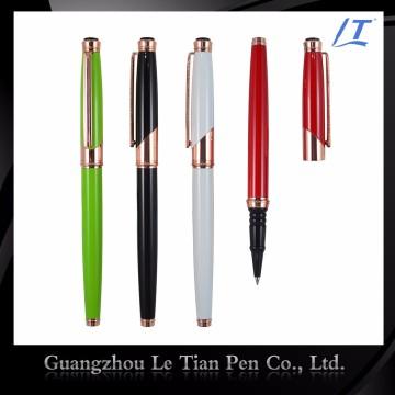 Qualidade garantida personalizada Metal Roller Pen