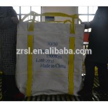 Fibc Bag / Bitumen Big Bag / Schüttgutsack (für Sand, Baumaterial, Chemikalien, Dünger, Mehl etc.) zr29