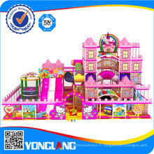 Best Candy Theme Kids Indoor Playground à vendre, Yl-Tqb040