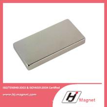 Seltene Erde NdFeB Magnet Quadermagnet mit hoher Qualität, hergestellt von der Porzellanfabrik