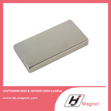 Rare Block Earth NdFeB Magnetic Magnet with High Quality Manufactured by China Factory