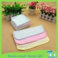 Super Soft Fiber Newborn Baby Bamboo Washcloth