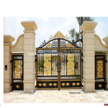 Aluminum Garden Entrance Gates