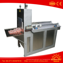 Cortador de cubitos de carne cortador de carne