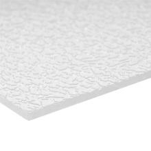 Feuille compacte Feuille acrylique Feuille solide Feuille de polycarbonate Fabricant Feuille gaufrée