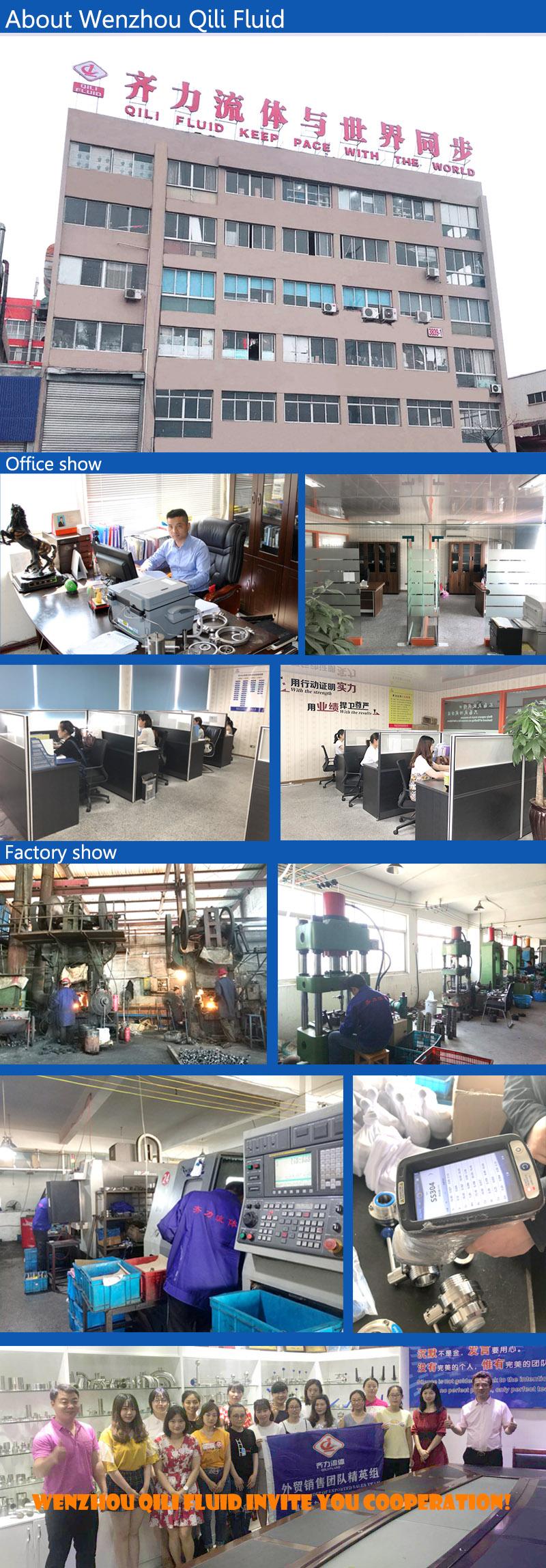 Wenzhou Qili company information