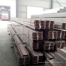 H viga de acero para material de construcción