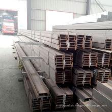 H Stahlbalken für Baustoffe