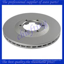 MDC988 DF2795 8943755333 pour opel monterey voiture de disque de frein