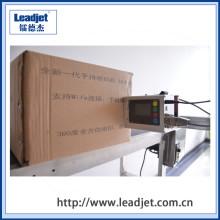 Impresora portátil de la fecha del código de barras del chorro de tinta S100