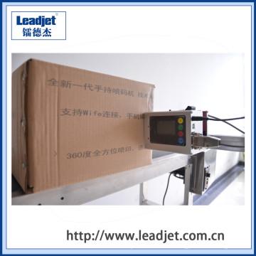codeur portatif portatif de date d'imprimante pour le dispositif d'imprimante de codage de carton