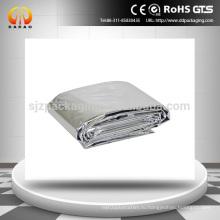 Водонепроницаемая термальная алюминиевая фольга аварийного одеяла для кемпинга