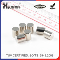 Strong Cylinder NdFeB Permanent Neodymium Magnet for Motor