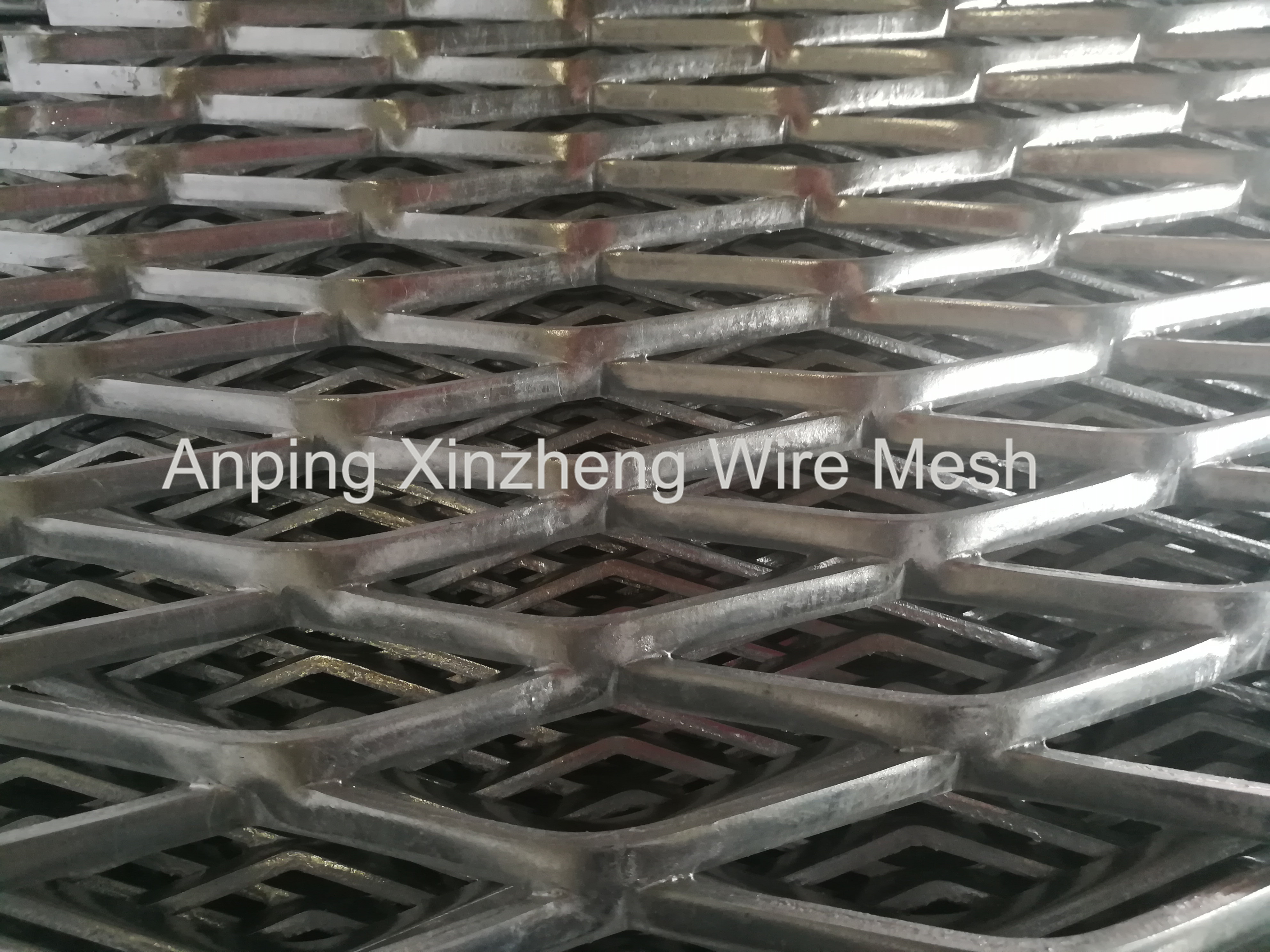 Expanded Steel Sheets