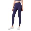 Pantalons de yoga skinny taille haute pour femmes