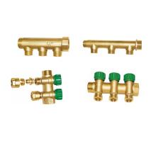 Brass 1ways -10ways Manifolds (a. 7025)