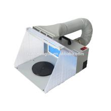 HS-E420DCLK extracteur d'aérographe de pulvérisation de cabine de pulvérisation de loisirs