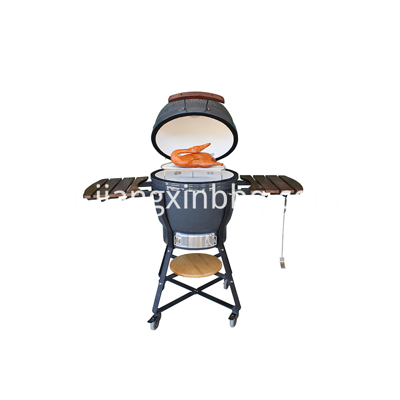 Classic Kamado Charcoal Grill