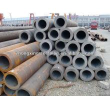 Norme de DIN1629 tube en acier sans soudure (ST52, ST37, ST44)