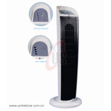 Nouveau ventilateur de tour oscillant à télécommande en plastique de 32 ''