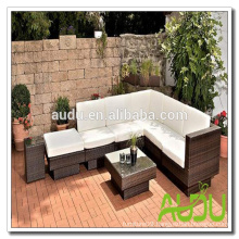 Audu Miami Patio Garden Rattan Outdoor Wicker Sofa