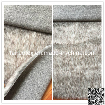 Fashion Imitation Animal Fur Faux Fur for Lady Scarf