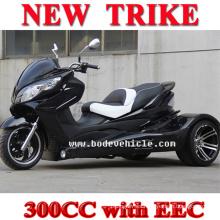 Nuevo EEC 300cc triciclo moto