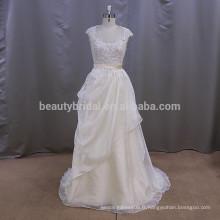 XF1052 vente en gros de nouveaux modèles de photos bon marché de belles robes de mariage