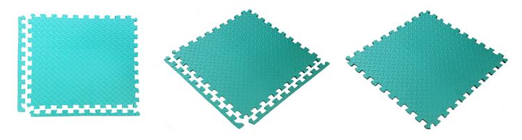 used judo mats