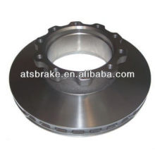 brake system VOLVO-BUS vented brake disc/rotor