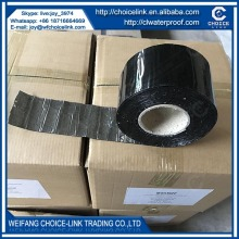 for sealing polyester reinforced self adhesive bitumen flashing tape