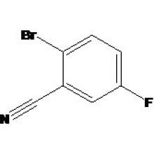 2-Bromo-5-Fluorobenzonitrile N ° CAS 57381-39-2